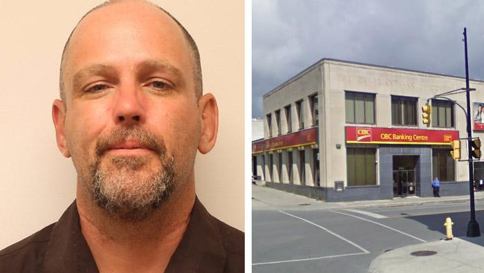 Kingston bank robbery