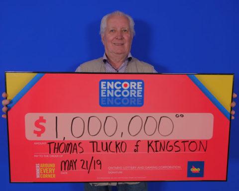 May 2019 Kingston lottery winner