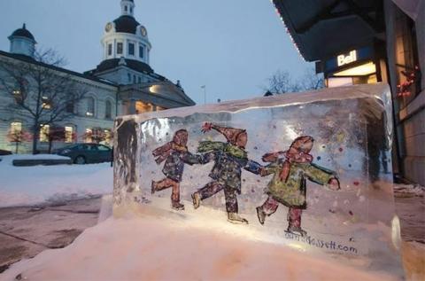Froid'Art in Kingston