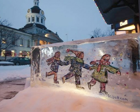 Froid'Art in Kingston
