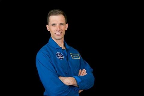 Astronaut Joshua Kutryk