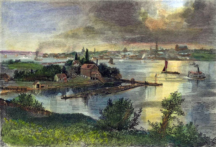 Barriefield 1882