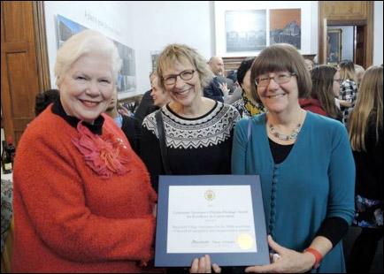 Barriefield award