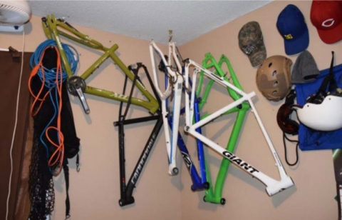 bicycle chop shop