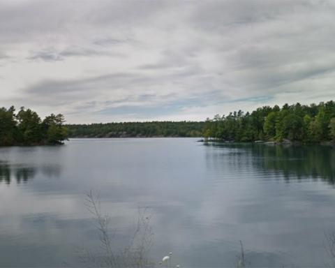Buck lake, Ontario