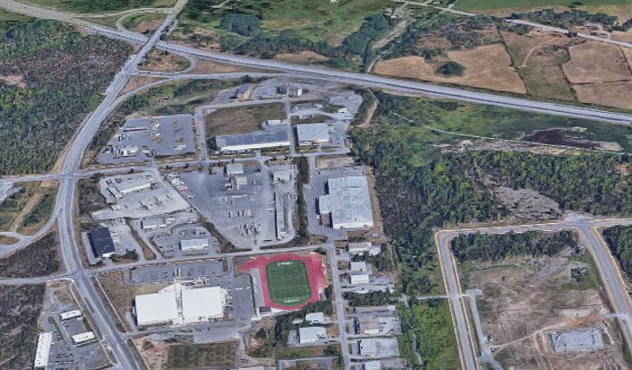 Cataraqui Estates area