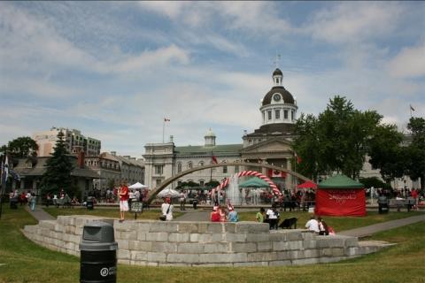 Kingston City Hall holiday
