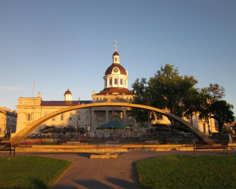 City Hall, Kingston Ontario