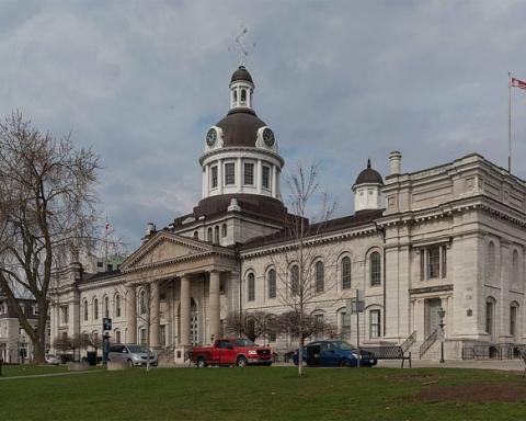 City Hall in Kingston Ontario