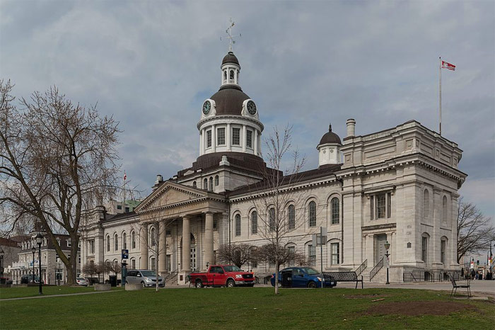 City Hall in Kingston Ontario