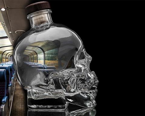 Crystal Head Vodka and Via Rail contest