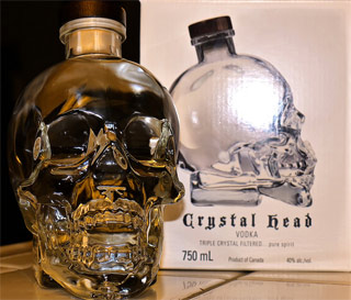 Crystal Head Vodka now available in Ontario