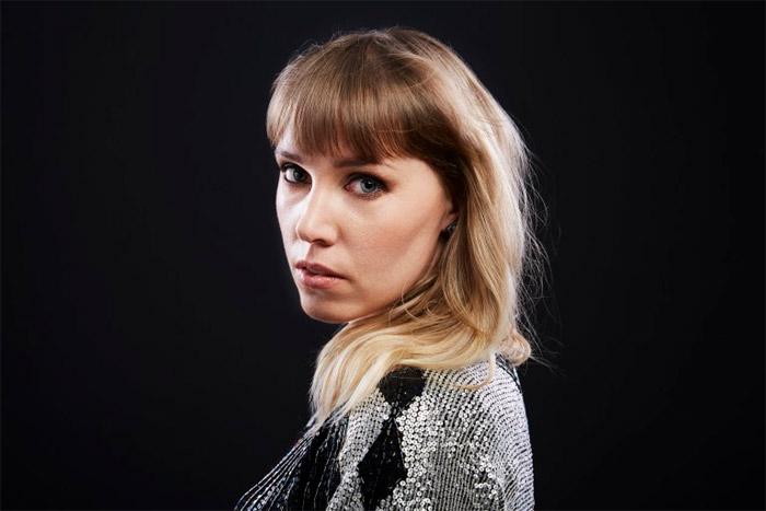 Singer Emma Cook