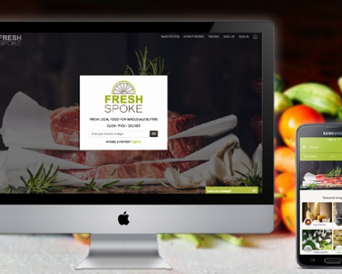 Freshspoke app