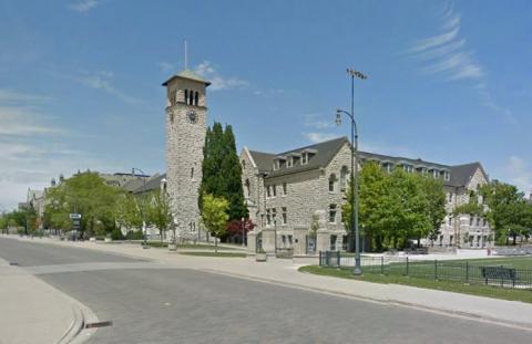 Grant Hall, Queen's University