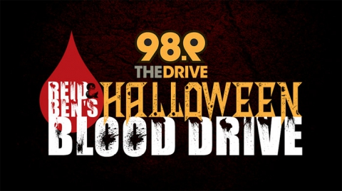 Reid and Ben's 5th annual Halloween Blood Drive