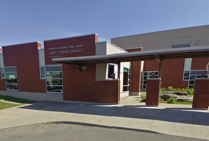 Isabel Turner branch, Kingston Library