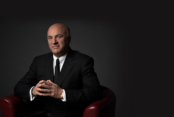 PC Candidate Kevin O'Leary