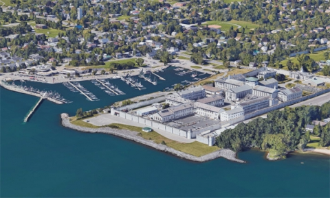 Kingston Pen and Olympic Harbour