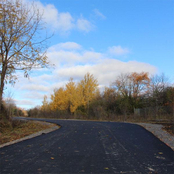 Doug Fluhrer Park, KP Trail Project 1