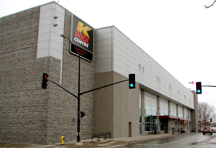 Rogers K-Rock Centre