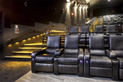 Landmark Cinemas seating