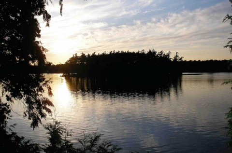 Loughborough Lake