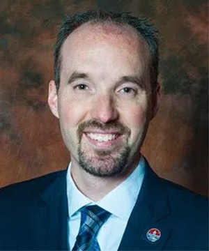 Mayor Bryan Paterson