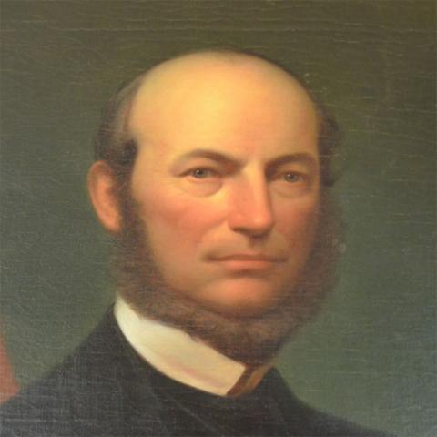 Kingston Mayor John Creighton