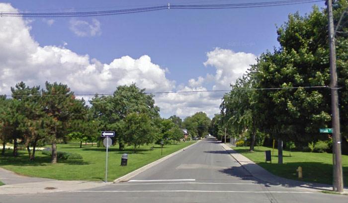 Napier Street, Kingston