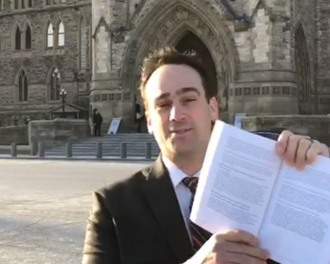 MP Mark Gerretsen Budget 2018
