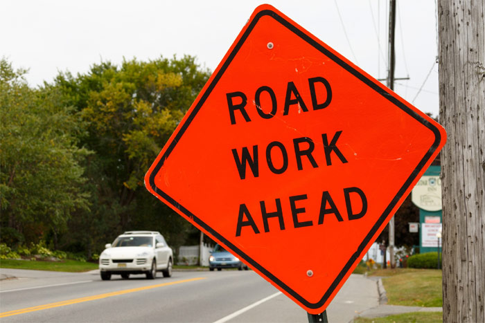 Kingston Road Closures & Delays: September 1 to 6
