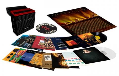 Trgaically Hop discography box set