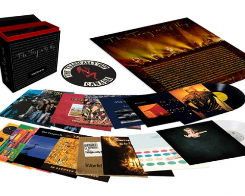 Trgaically Hop discography box set