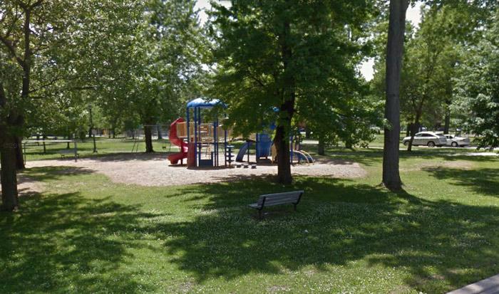 Victoria Park in Kingston