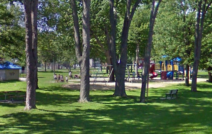 Victoria Park, Kingston Ontario