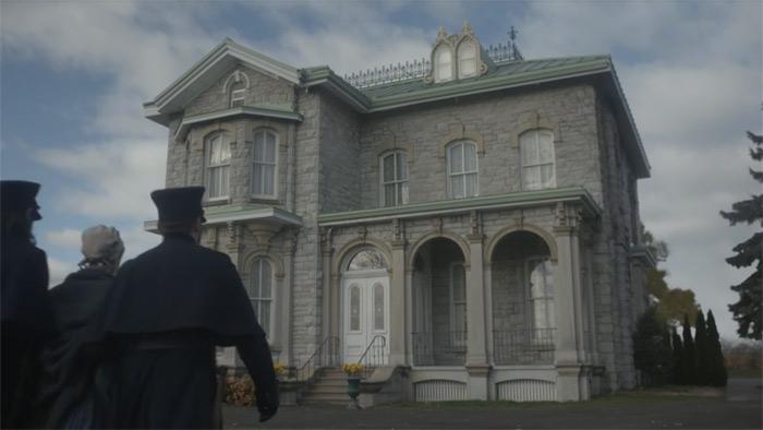 Governor's House - Alias Grace