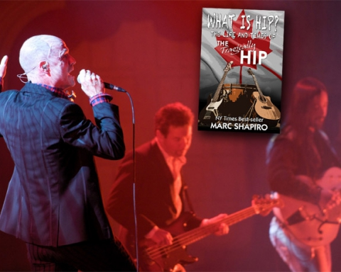What is Hip? - Tragically Hip book